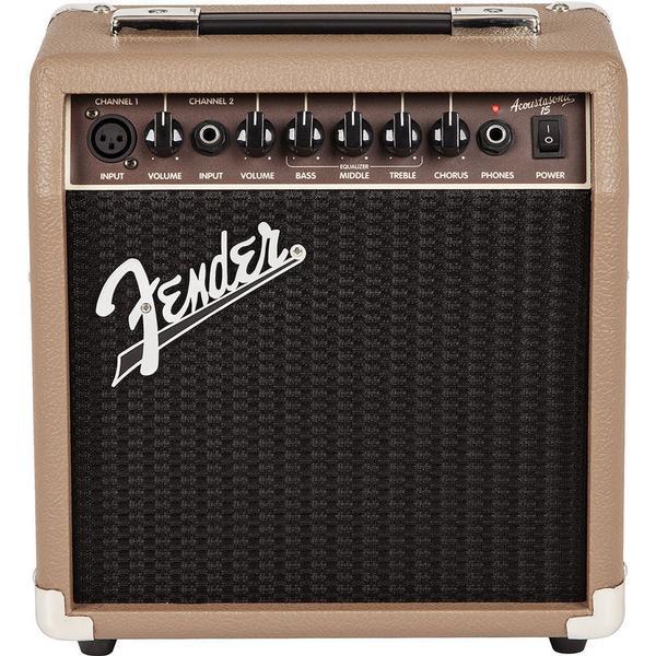 Fender, Acoustasonic 15
