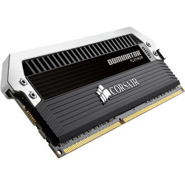 Corsair Dominator Platinum Black DDR3 1600MHz 2x4GB (CMD8GX3M2A1600C9)