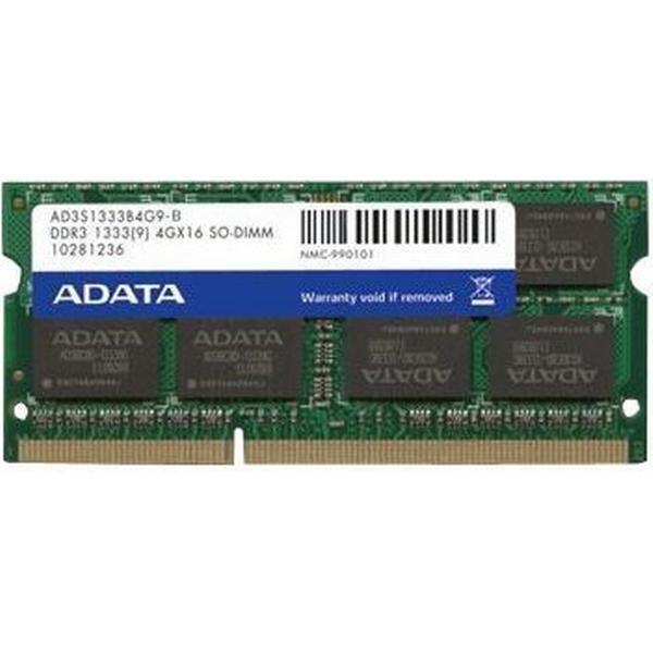 Adata Premier DDR3 1333MHz 8GB (AD3S1333W8G9-S)