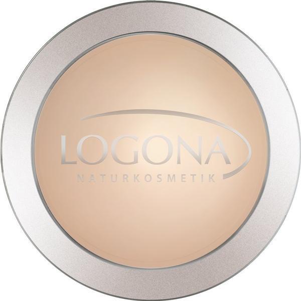 Logona Face Powder #01 Light Beige