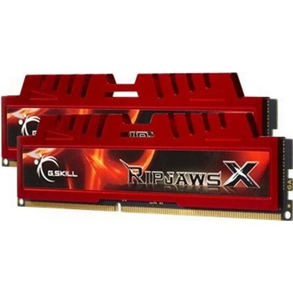 G.Skill RipjawsX DDR3 1866MHz 2x8GB (F3-14900CL10D-16GBXL)