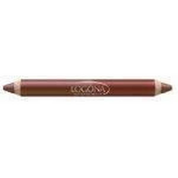 Logona Double Lip Pencil #02 Chestnut