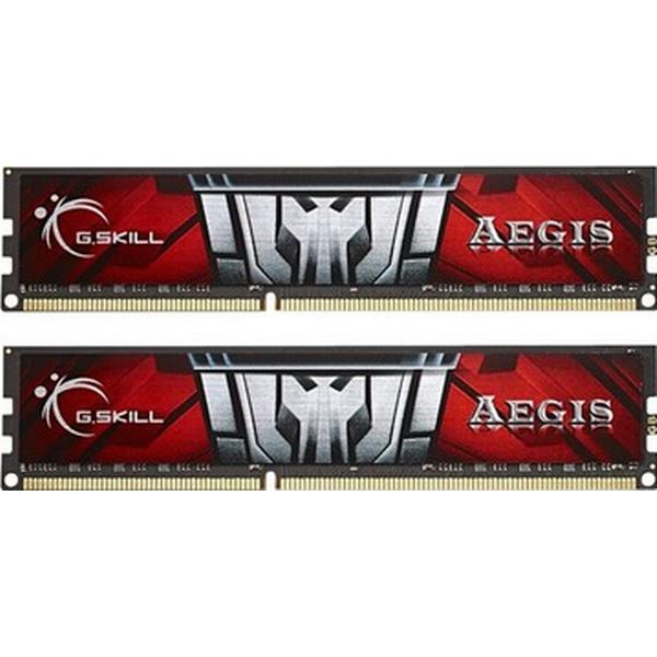 G.Skill Aegis DDR3 1600MHz 2x4GB (F3-1600C11D-8GIS)