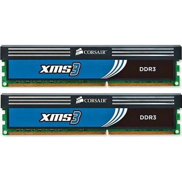 Corsair XMS3 DDR3 1600MHz 2x2GB (CMX4GX3M2A1600C9)