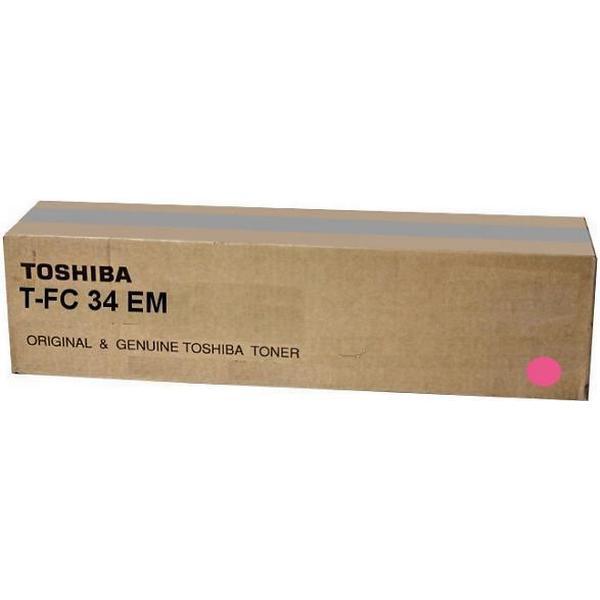 Toshiba (6A000001533) Original Toner Magenta 11500 Sidor