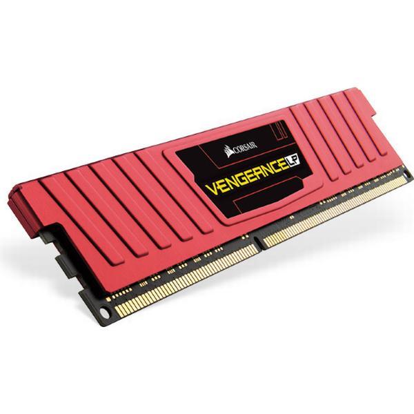Corsair Vengeance LP Red DDR3L 1600MHz 4GB (CML4GX3M1C1600C9R)