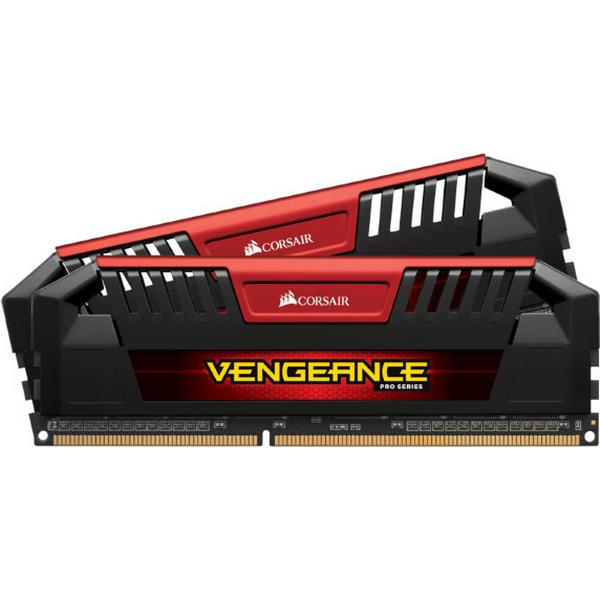 Corsair Vengeance Pro Series Red DDR3L 1600MHz 2x8GB (CMY16GX3M2C1600C9R)