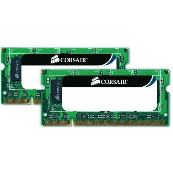 Corsair DDR3 1333MHz 2x2GB (CMSO4GX3M2A1333C9)