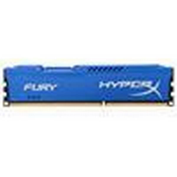 HyperX Fury Blue DDR3 1866MHz 2x4GB (HX318C10FK2/8)