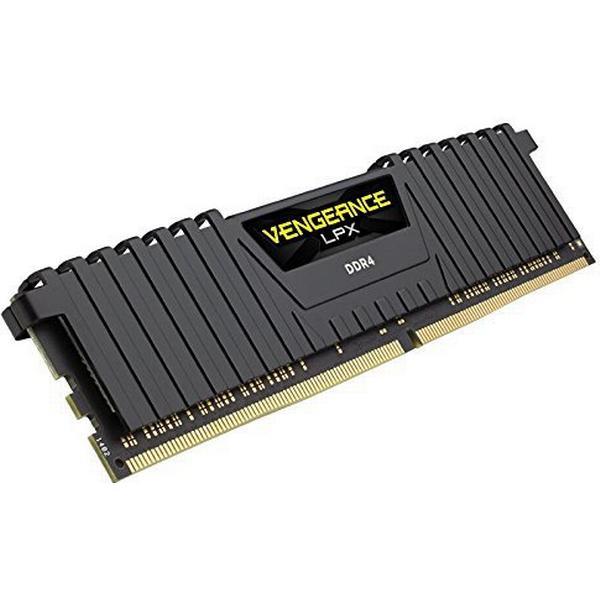 Corsair Vengeance LPX Black DDR4 2133MHz 4x8GB (CMK32GX4M4A2133C15)