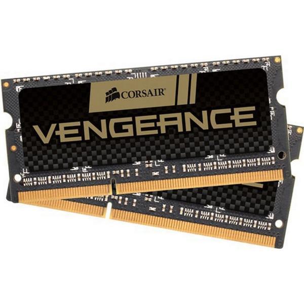 Corsair Vengeance Black DDR3 1600MHz 2x4GB (CMSX8GX3M2A1600C9)