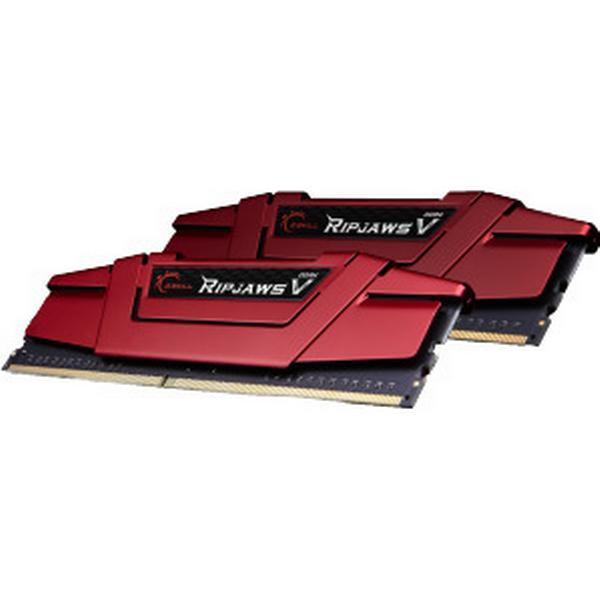 G.Skill Ripjaws V DDR4 2666MHz 2x4GB (F4-2666C15D-8GVR)