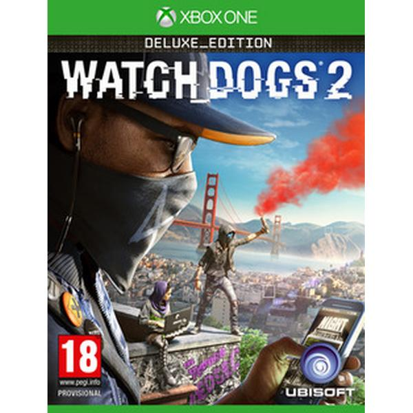 Watch Dogs 2: Deluxe Edition