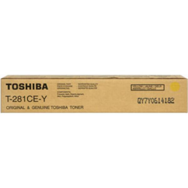 Toshiba (6AK00000107) Original Toner Gul 10000 Sidor