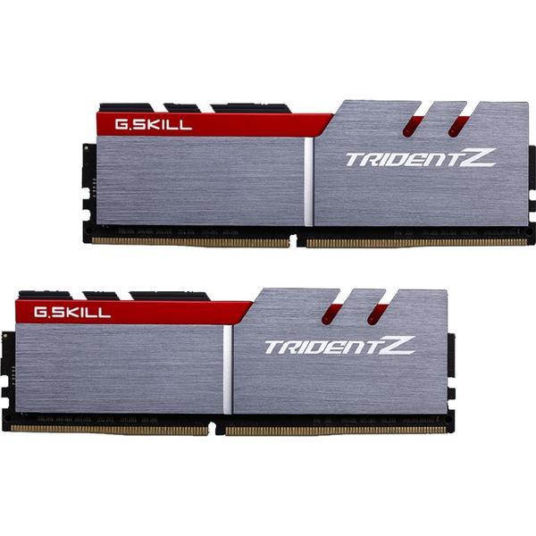 G.Skill Trident Z DDR4 3200MHz 2x4GB (F4-3200C16D-8GTZ)