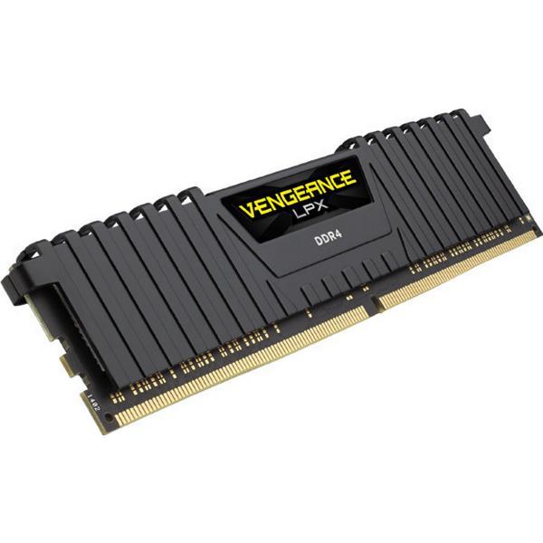 Corsair Vengeance LPX Black DDR4 2400MHz 4GB (CMK4GX4M1A2400C14)