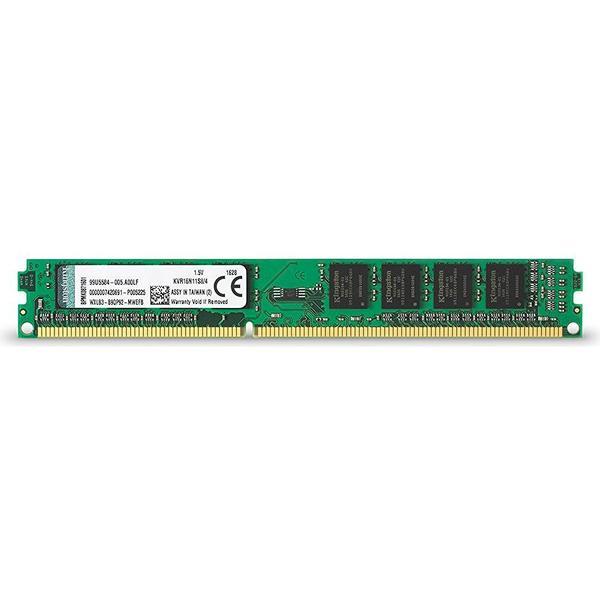 Kingston Valueram DDR3 1600MHz 4GB System Specific (KVR16N11S8/4)