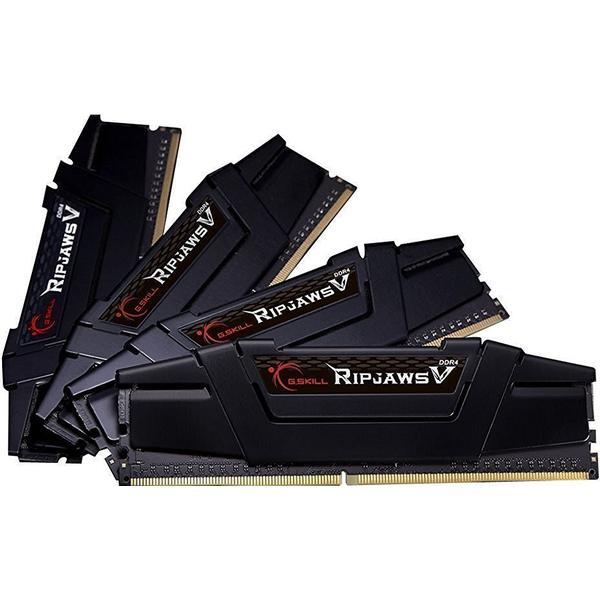G.Skill Ripjaws V DDR4 3200MHz 4x16GB (F4-3200C14Q-64GVK)