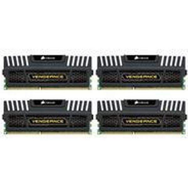 Corsair Vengeance Black DDR3 1600MHz 4x8GB (CMZ32GX3M4X1600C10)