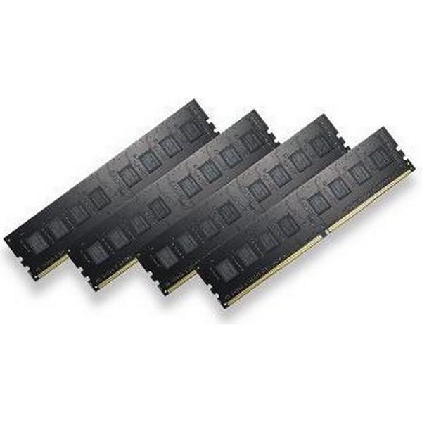 G.Skill Value DDR4 2400MHz 4x4GB (F4-2400C15Q-16GNT)