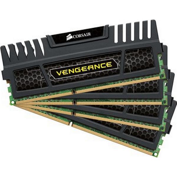 Corsair Vengeance Black DDR3 1600MHz 4x4GB (CMZ16GX3M4A1600C9)