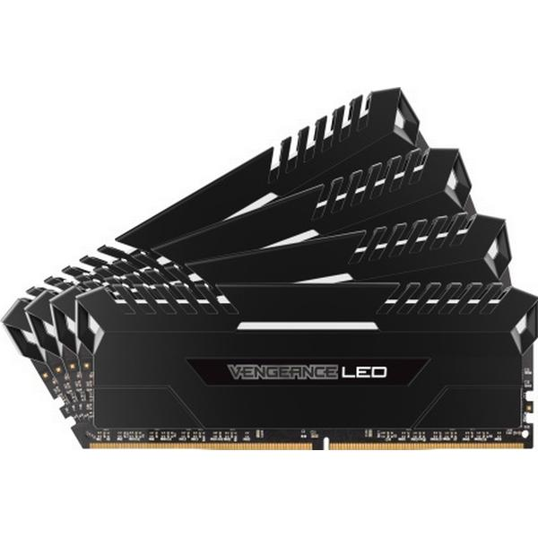 Corsair Vengeance LED White DDR4 3000MHz 4x8GB (CMU32GX4M4C3000C15)