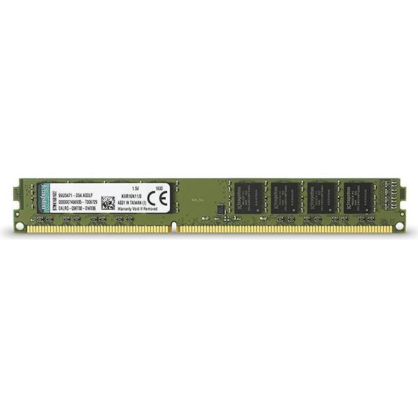 Kingston Valueram DDR3 1600MHz 8GB System Specific (KVR16N11/8)