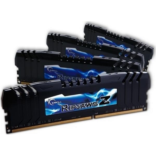 G.Skill RipjawsZ DDR3 2400MHz 4x4GB (F3-2400C10Q-16GZH)
