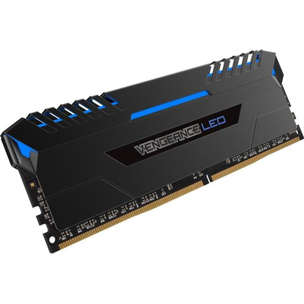 Corsair Vengeance Led Blue DDR4 3200Mhz 2x8GB (CMU16GX4M2C3200C16B)