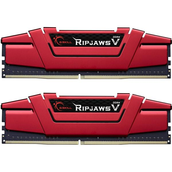 G.Skill Ripjaws V DDR4 2133MHz 2x4 (F4-2133C15D-8GVR)