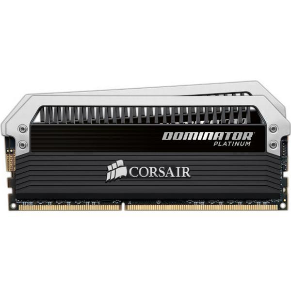Corsair Dominator Platinum DDR4 2666MHz 2x4GB (CMD8GX4M2A2666C15)