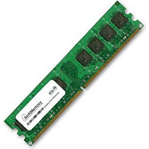 Kingston Valueram DDR2 667MHz 2GB System Specific (KVR667D2N5/2G)