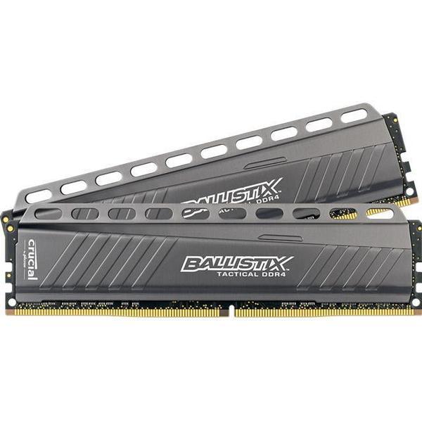 Crucial Ballistix Tactical DDR4 3000MHz 2x4GB (BLT2C4G4D30AETA)
