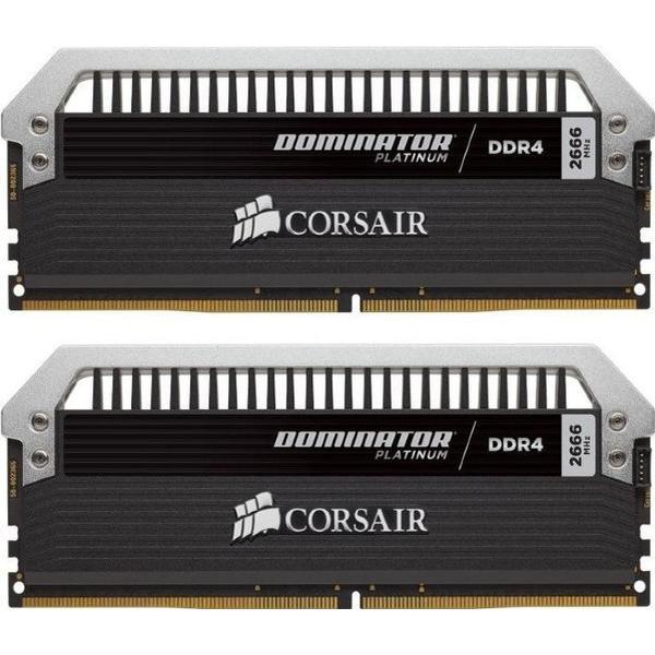 Corsair Dominator Platinum DDR4 3000MHz 2x4GB (CMD8GX4M2B3000C15)