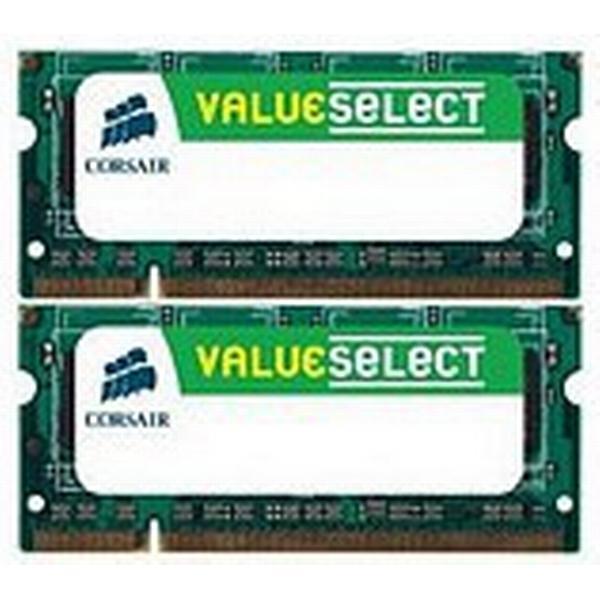Corsair DDR2 667MHz 2x2GB (VS4GSDSKIT667D2)