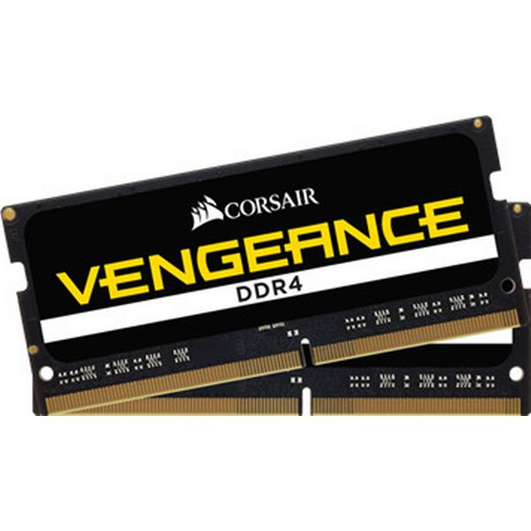 Corsair Vengeance Black DDR4 2666MHz 2x4GB (CMSX8GX4M2A2666C18)