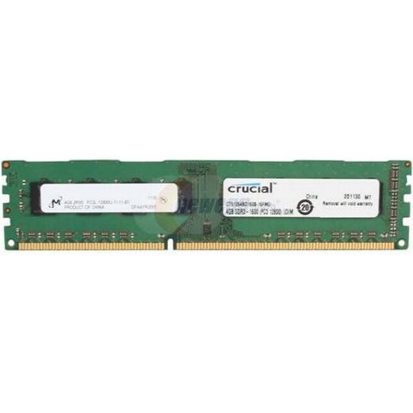 Crucial DDR3L 1600MHz 4GB (CT51264BD160B)
