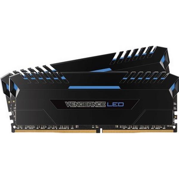 Corsair Vengeance LED Blue DDR4 3000MHz 2x8GB (CMU16GX4M2C3000C15B)