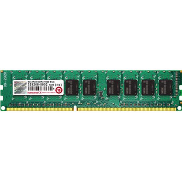 Transcend DDR3 1333MHz 4GB ECC (TS512MLK72V3N)