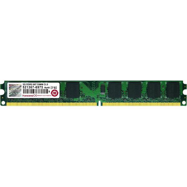 Transcend JetRam DDR2 667MHz 2GB (JM667QLU-2G)