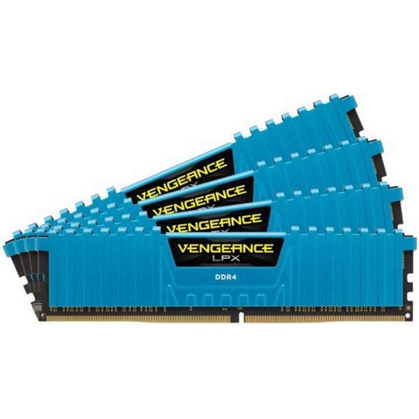 Corsair Vengeance LPX Blue DDR4 2400MHz 4x8GB (CMK32GX4M4A2400C14B)