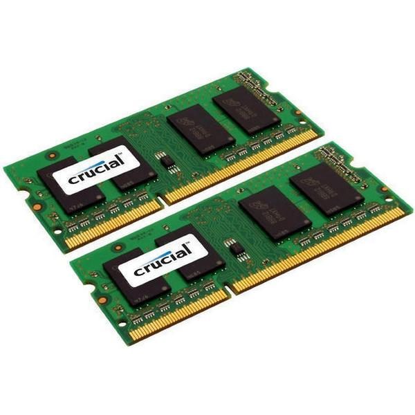 Crucial DDR2 800MHz 2x2GB for Apple Mac (CT2C2G2S800MCEU)