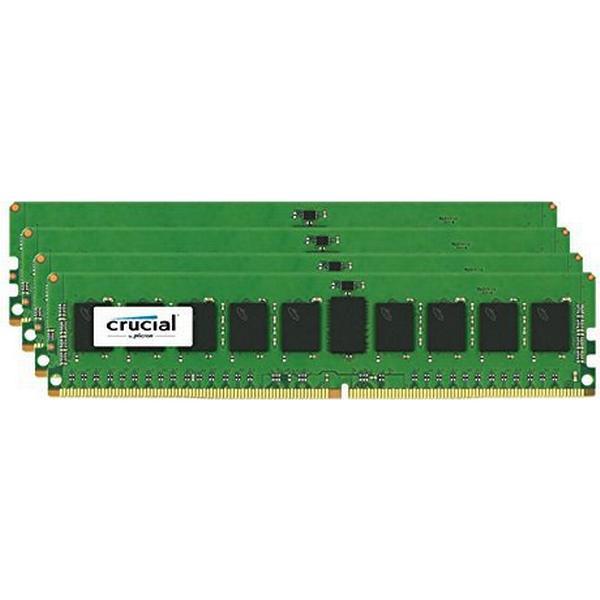 Crucial DDR4 2133MHz 4x8GB Reg ECC (CT4K8G4RFS4213)