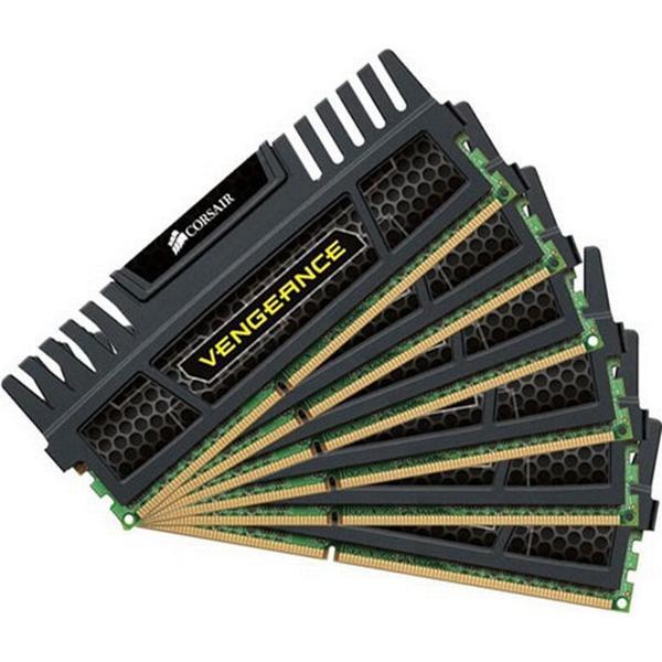 Corsair Vengeance DDR3 1600MHz 6x4GB (CMZ24GX3M6A1600C9)