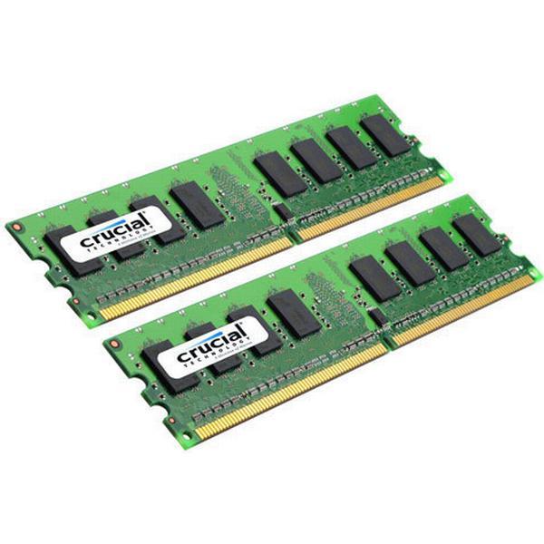 Crucial DDR2 800MHz 2x2GB (CT2KIT25664AA800)