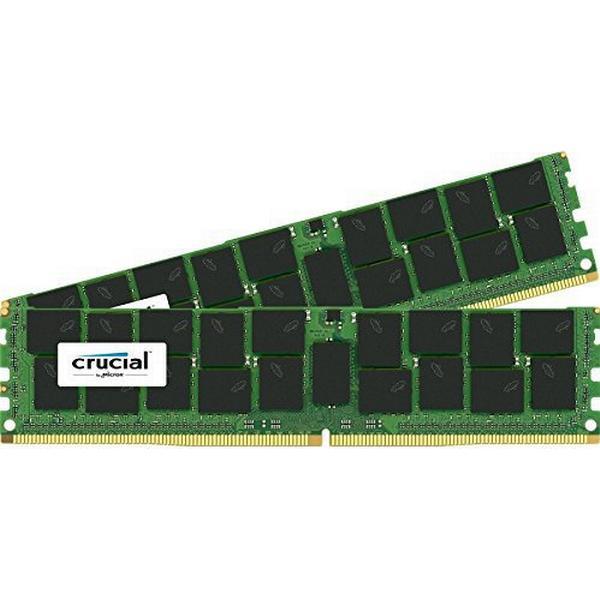 Crucial DDR4 2133Mhz 4x16GB Reg ECC (CT4K16G4RFD4213)