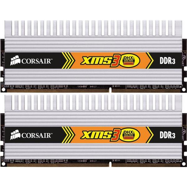 Corsair XMS3 DHX DDR3 1333MHz 2x2GB (TW3X4G1333C9DHX)