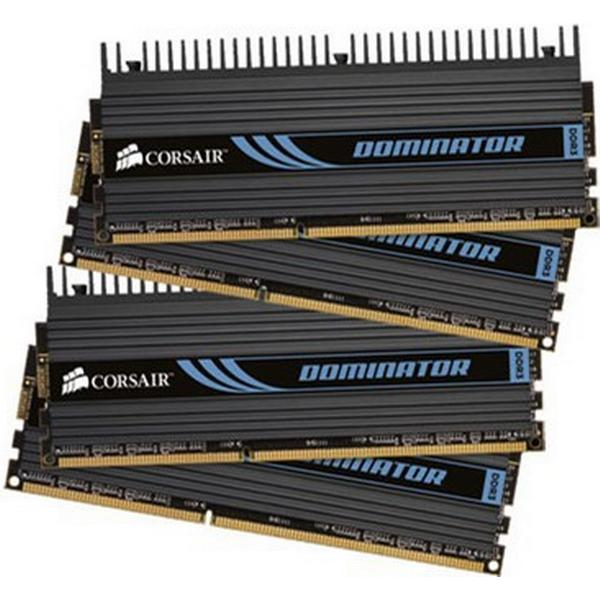 Corsair Dominator Black DDR3 1600MHz 4x8GB (CMP32GX3M4X1600C10)