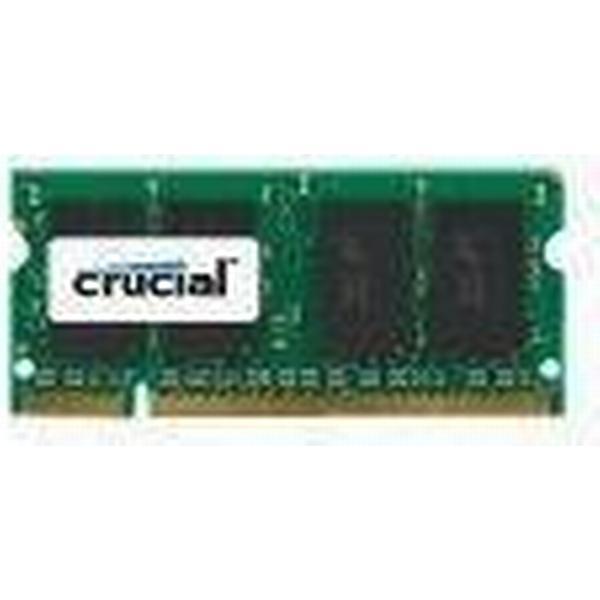 Crucial DDR2 800MHz 2x4GB (CT2KIT51264AC800)