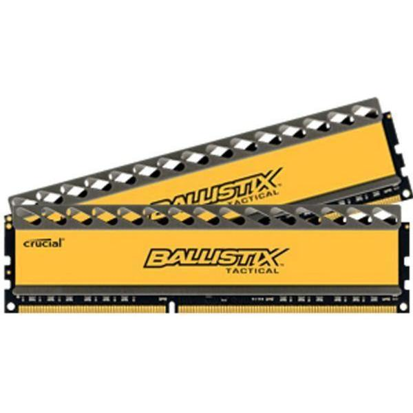 Crucial Ballistix Tactical DDR3 1866MHz 2x4GB (BLT2CP4G3D1869DT1TX0CEU)
